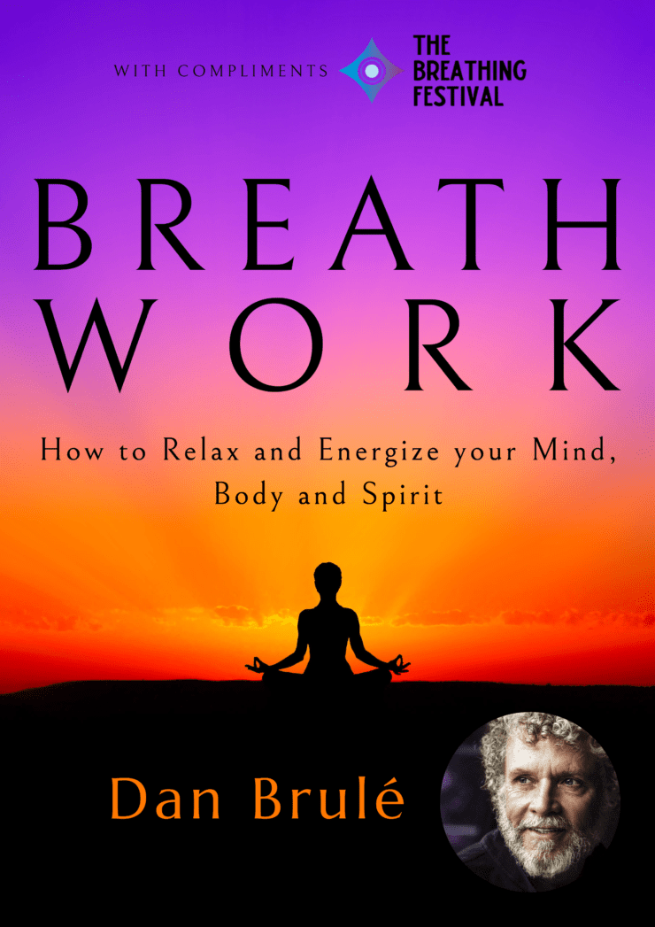 Dan Brule Book Cover BREATHWORK Relax and Energize